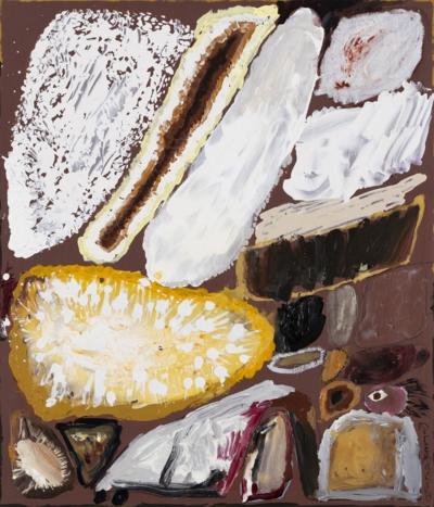 ミロコマチコ個展「貝殻は金色のにおい」