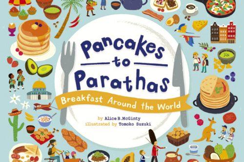 スズキトモコ  絵本「Pancakes to Parathas ~ Breakfast Around the World」出版記念展