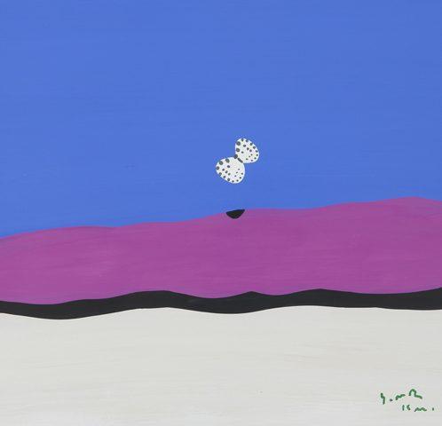 村上康成 個展 「そよ吹く風」